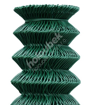 Pletivo pozinkované poplastované 1600mm 50x50 1,7/2,6 bez napínacieho drôtu - Pletivo pozinkované poplastované 1600 mm 50x50 1,7/2,6 bez napínacího drátu