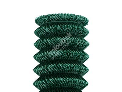 Pletivo pozinkované poplastované exclusive 1250mm 50x50 2,0/3,0 bez napínacieho drôtu - Pletivo pozinkované poplastované exklusiv 1250 mm 50x50 2,0/3,0 bez napínacího drátu