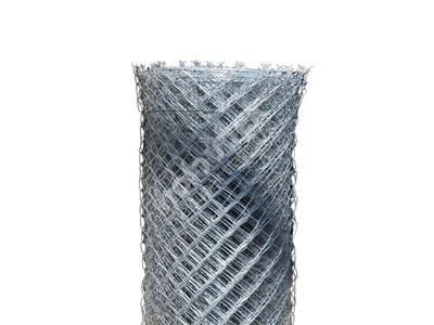 Pletivo pozinkované 1000 mm 50x50 2 s napínacím drôtom - Pletivo pozinkované 1000 mm 50x50 2 s napínacím drátem