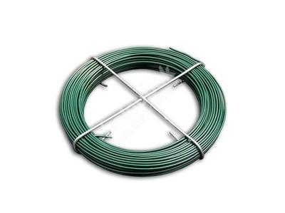 Viazací drôt poplastovaný 1,1 / 1,5 mm, zvitok 30 m - Vázací drát poplastovaný 1,1/1,5 mm, svitek 30 m