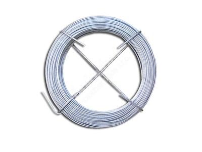 Viazací drôt pozinkovaný 1,5 mm, zvitok 30 m - Vázací drát pozinkovaný 1,5 mm, svitek 30 m
