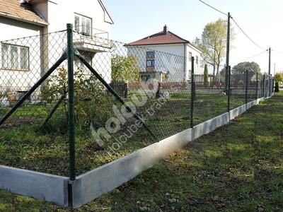 Betónová podhrabová doska  2450x50x200 mm - Betonová podhrabová deska 2450x50x200 mm