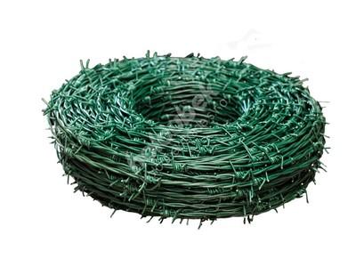 Ostnatý drôt poplastovaný 100 bm - Ostnatý drát poplastovaný 100 m