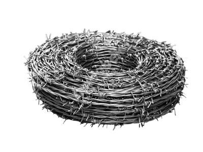 Ostnatý drôt pozinkovaný 100 m - Ostnatý drát pozinkovaný 100 m