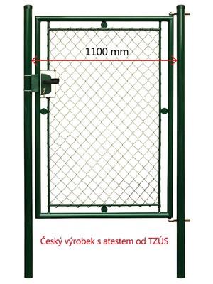 Bránka štandard XL 100 x šírka 110 cm systém FAB - Branka standard XL 100 x šířka 110 cm systém FAB