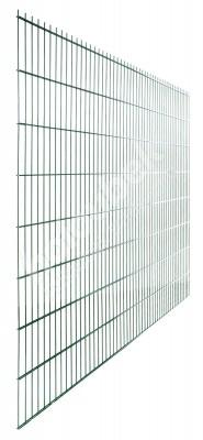 Plotový panel Nylofor 2D zelený 1830x2500 mm - Plotový panel Nylofor 2D PVC 1830x2500 mm