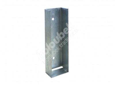 Pätka železná U 150x200 mm - Patka želená U 150x200 mm