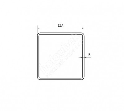 sk Jekl 60x40x1,5 mm Z275, 2000 mm - kopie - kopie - kopie - kopie - Jekl 80x80x3 mm Z275, 3000 mm