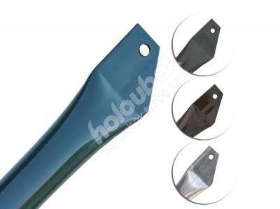 Plotová vzpera zelená priemer 38 mm, výška 250 cm - Plotová vzpěra průměr 38 mm, výška 250 cm různé barvy