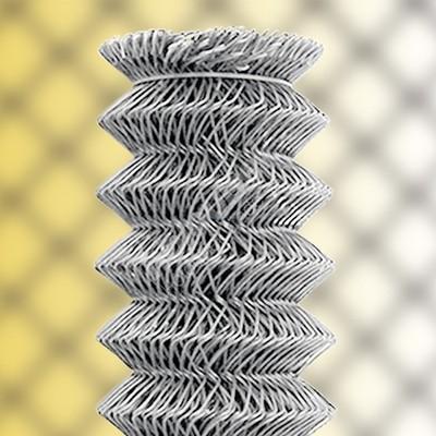 Pletivo pozinkované 2000 mm 50x50 2 bez napínacieho drôtu - Pletivo 2 pozinkované 50x50 mm v. 2000 mm role 25 bm bez napínacího drátu