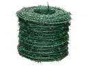Ostnatý drôt poplastovaný 250 bm