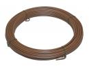 Napínací drôt poplastovaný 2,5/3,5 mm, zvitok 52 m - kopie