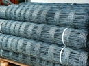 Lesnícke uzlové pozinkované pletivo 1250 mm, hr. 1,6x2 mm 13 drôtov