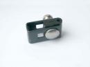 Príchytka zelená na sloup 60x40 mm priebežná - kopie - kopie