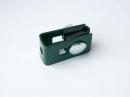 Príchytka zelená na sloup 60x40 mm priebežná - kopie - kopie - kopie