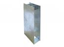 Pätka železná priebežná 150x300 mm