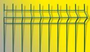 Plotový panel Nylofor 3D zelený Strong 1230x2500 mm - Plotový panel Nylofor 3D PVC 1230x2500 mm