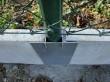 Betónová podhrabová doska  2450x50x200 mm - Betonová podhrabová deska